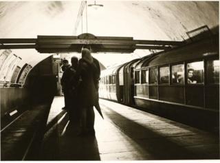 Glasgow Underground St Enoch, 1977