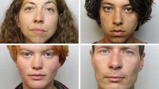 Extinction Rebellion protesters guilty of obstructing highway