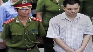 Luật sư Đài từng bị tù giam bốn năm vì tội Tuyên truyền chống Nhà nước