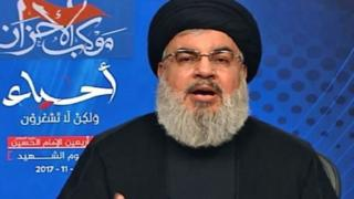 Pemimpin Hizbullah Nasrallah