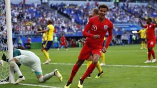 England don go semi-final