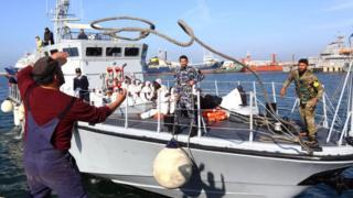 ஐரோப்பாவிற்கு செல்ல முயன்ற குடியேறிகளின் படகு கவிழ்ந்து 31 பேர் பலி