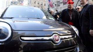 Cardinal Timpthy Dolan, agenzura umuduga Papa Francis yakoresheje mu rugendo i New York