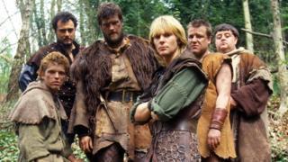 Robin of Sherwood cast