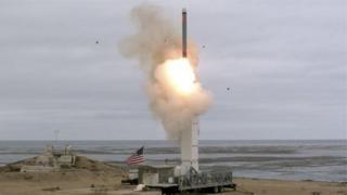 АКШнын ракеталык сыноолору