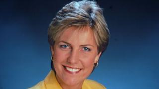 Jill Dando in 1993