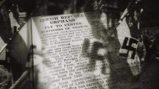 Holocaust newspaper