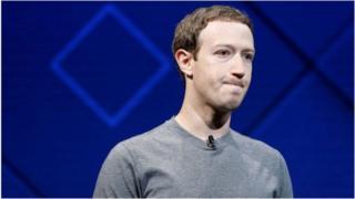 Mark Zuckerberg Mkurigenzi Mkuu wa kampuni ya Facebook