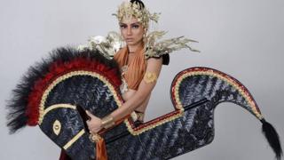 Kuda Kepang Miss Grand Malaysia