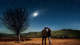 Brecon Beacons stargazing