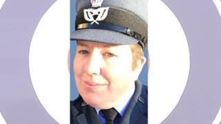 Warrant Officer Donna Hall 2