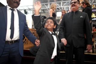 Actor Sunny Pawar