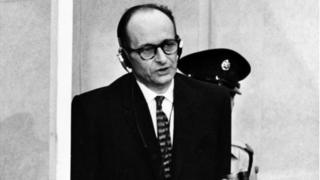 eichmann in jerusalem essay Papers newly released by israel show nazi adolf eichmann blamed others for the holocaust,  eichmann was convicted in jerusalem and hanged in 1962.