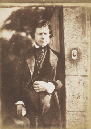 David Octavius Hill 1802 - 1870. Artist and pioneer photographer