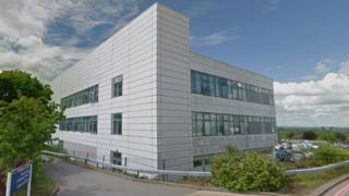 Pictured: Trauma Building at the John Radcliffe Hospital, Oxford.