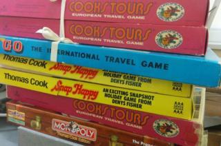 Thomas Cook games