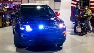 سیستم جدید فورد به طور آزمایشی در ماشینهای پلیس استفاده میشود