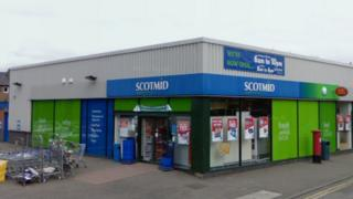 Scotmid Coupar Angus