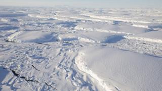 找到了!南極「末日冰川」驚人融化速度之謎