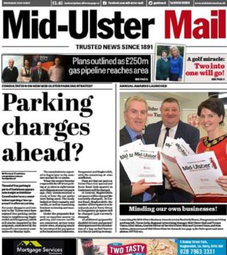 Mid-Ulster Mail 07/07