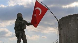 Turkey, Syria, USA, Russia, İran and so on