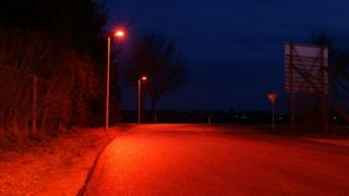 Similar lights in action in the Netherlands