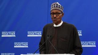 Prezida Buhari