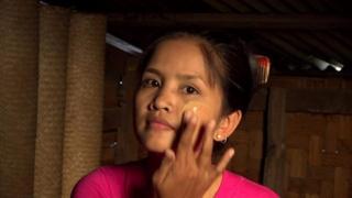 မြန်မာ့ သနပ်ခါး လူကြိုက်များ