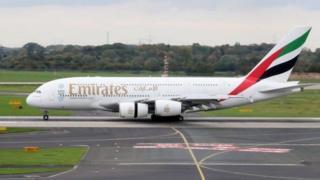ايرباص تعلن نهاية إنتاج الطائرة السوبر جامبوA380