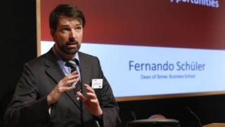 O professor Fernando Schüler, do Insper