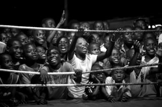 Fight for your dreams - The boxers of Bukom by Patrick Sinkel