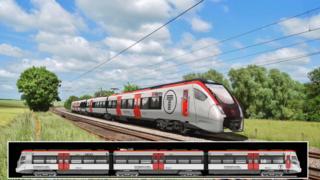 Stadler trains
