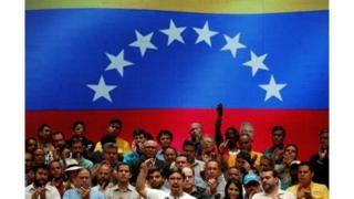 Viongozi wa Upinzania Venezuela