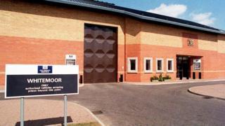 Whitemoor jail