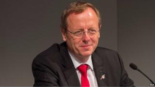 Jan Woerner: New director general takes Esa reins