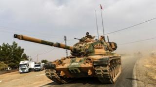 Türk tankı