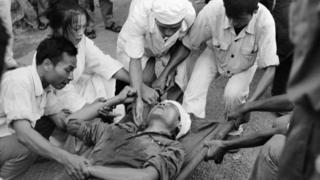 Một lính biên phòng của Việt Nam đã bị giết hại trong một cuộc tấn công ở Đồng Đăng, biên giới với Trung Quốc, hôm 25/8/1978. Trung Quốc đã tiến hành những cuộc xâm lấn trên diện rộng dọc biên giới với Việt Nam từ năm 1978 trước khi cuộc chiến chính thức bùng nổ ngày 17/2/1979.