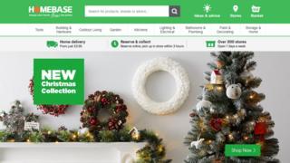 Homebase website