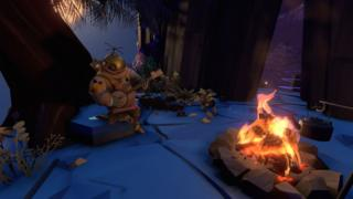 Screen shot of Mobius Digital's Outer Wilds