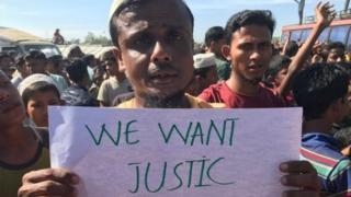 روہنگیا پناہ گزین