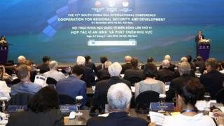 Hội thảo khoa học quốc tế Biển Đông lần thứ 11