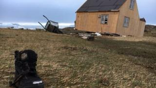 "Meteorologist Trine Dahl Jensen told Danish news agency Ritzau that for such an earthquake to hit Greenland was ""not normal"", as she warned of the risk of aftershocks."