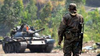 Armée, République démocratique du Congo, Colonel Abbas Kayonga, Sud-Kivu, BBC Afrique