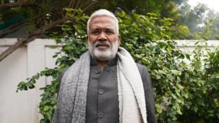Uttar Pradesh BJO chief Swatantra Dev Singh