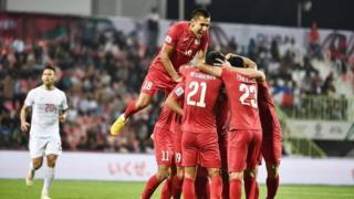 Кыргызстан футбол командасы