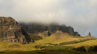 Trotternish Ridge on Skye