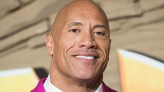 Celebrity News Dwayne Johnson