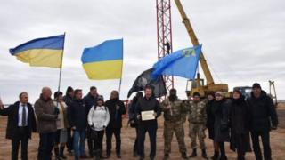 Сергій Костинський, Артем Біденко, Георгій Тука та Андрій Гордєєв