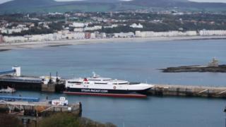 Isle of Man Steam Packet's Manannan