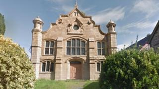 Moriah Methodist Chapel, Llanbedr